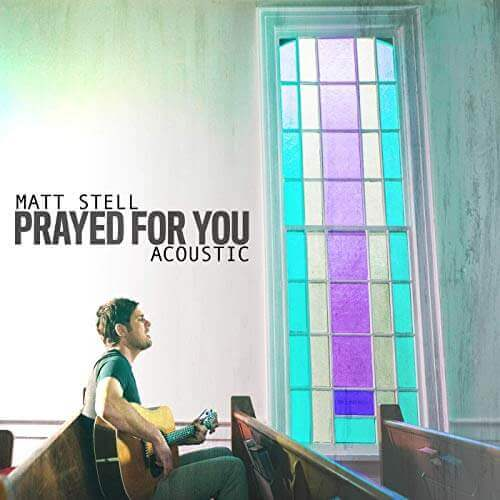 Prayed For You Acoustic cover