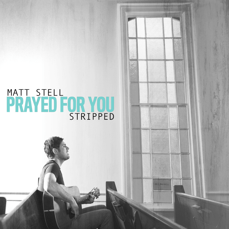 Prayed For You Stripped cover